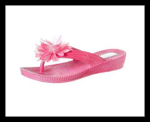 Fuchsia Summer Sandal