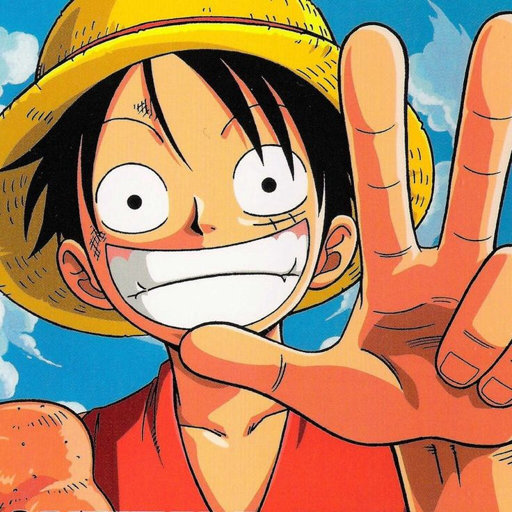 One piece anime manga