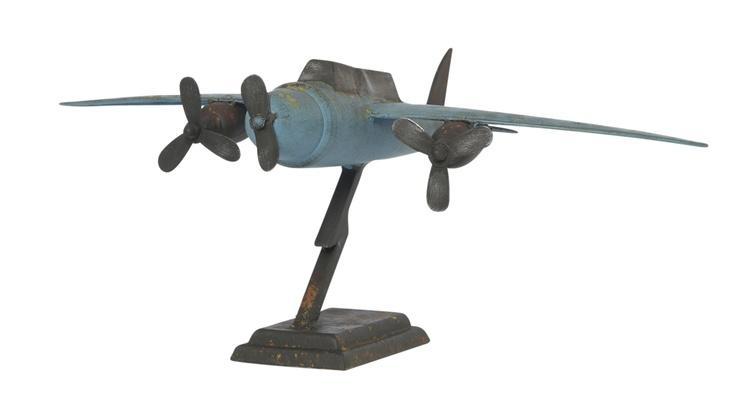 'Draper' Metal Jet Fighter from Domayne
