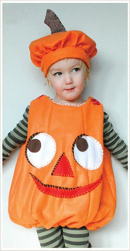 Darling Pumpkin Costume