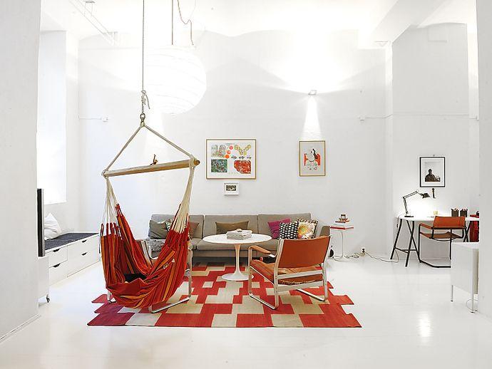 Die 25  besten ideen zu indoor hängematte auf pinterest ...
