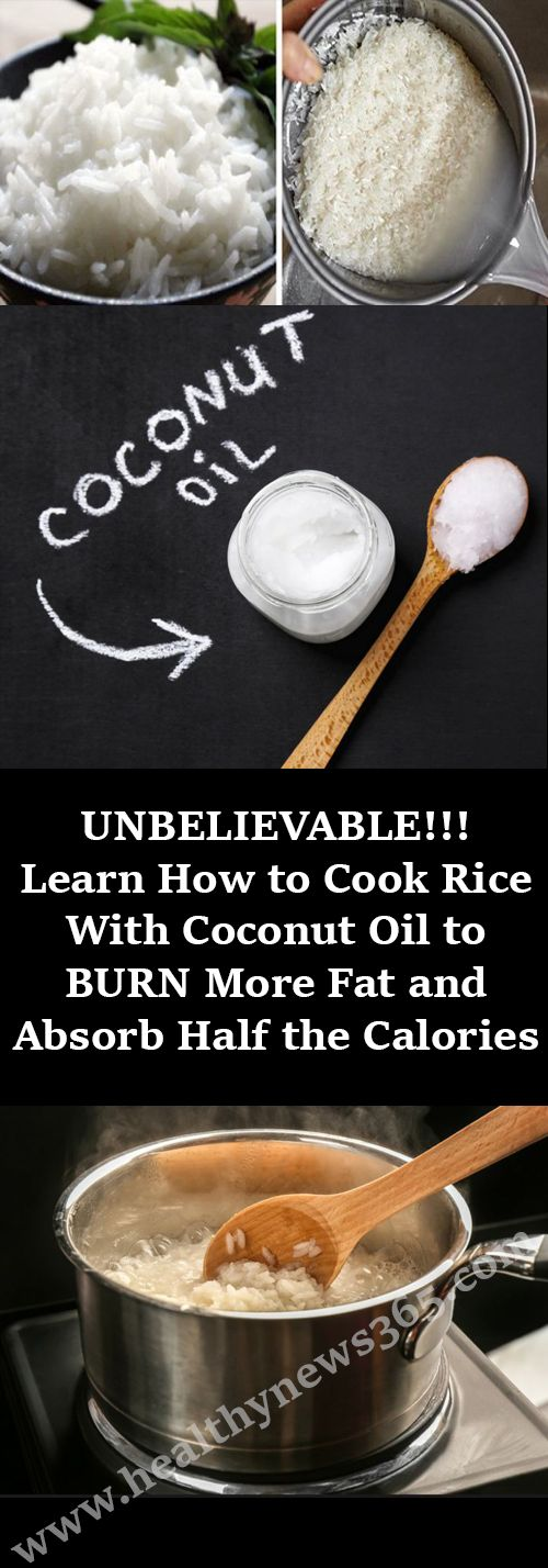 UNBELIEVABLE!!! Learn How to Cook Rice With Coconu…