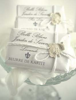 #Handmade #Packaging - Cute way to package handmade soap. http://www.mycraftkingdom.com