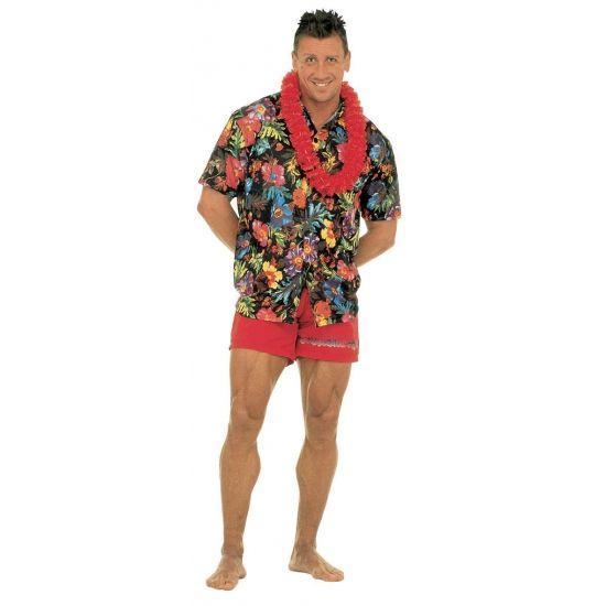Zwart Hawaii overhemd voor heren. Hawaii of tropisch feestje? Bij Fun en Feest vind je de leukste Hawaii feestartikelen, kostuums en accessoires. Toppers Crazy Summer kleding tip!