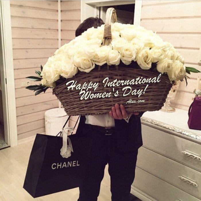 Happy International Women's Day Alux