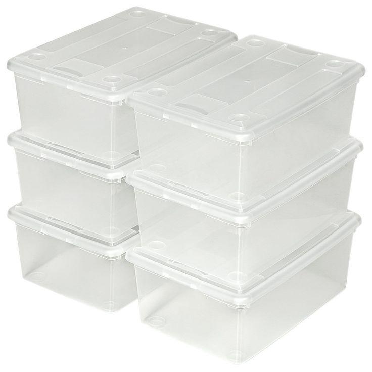 #33x23x12 #Aufbewahrungsboxen #cm #Stück 12 stk. Opbevaringskasser 33x23x12 cm …