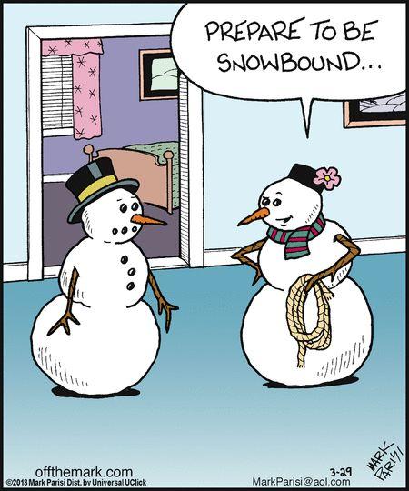 261 Best Winter Humor: It Sno Joke! Images On Pinterest