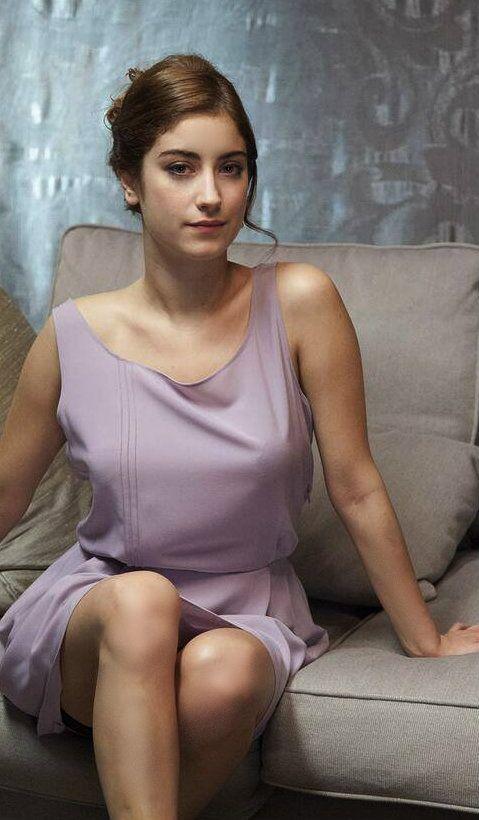"Hazal Kaya - ""A.Ş.K"" TV Series 2013/2014"