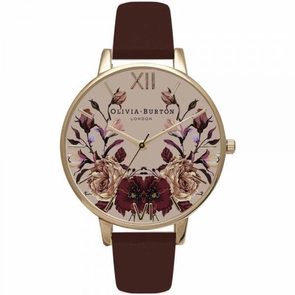 A dreamy Olivia Burton watch, swoon