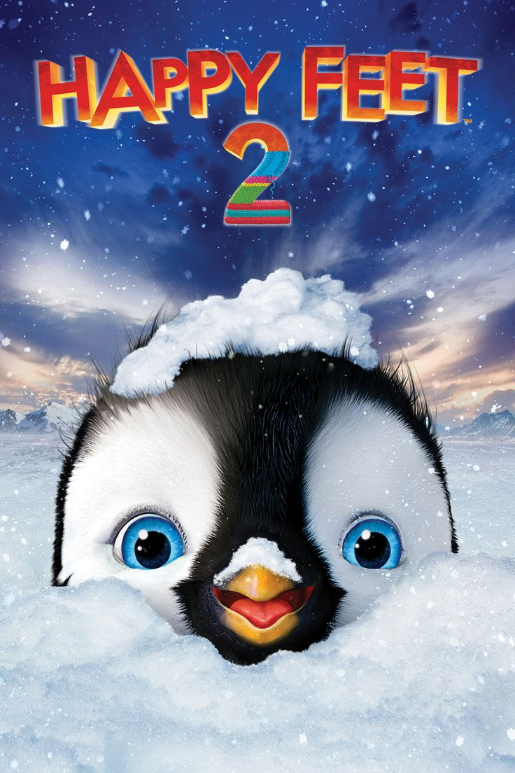 The sequel to the Academy Award®-winning animated smash hit Happy Feet, Happy Feet Two returns audiences to the magnificent landscape of Antarctica, reuniting us with the world's most famous tap-dancing penguin, Mumble (Elijah Wood), the love of his life, Gloria (Alecia Moore [Pink]),  and their old friends Ramon and Lovelace (Robin Williams).