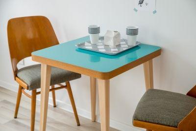 Stolik śniadaniowy SOLO // Wood&Paper