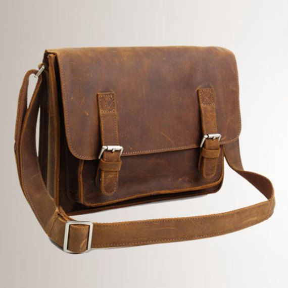 19 best images about Leather Messenger Bags on Pinterest | Large ...