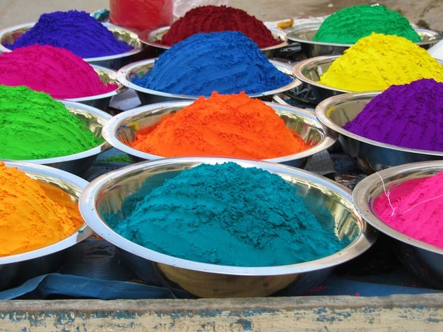 Free Photo: Color, Chalk, India, Colorful Color - Free Image on Pixabay - 106692