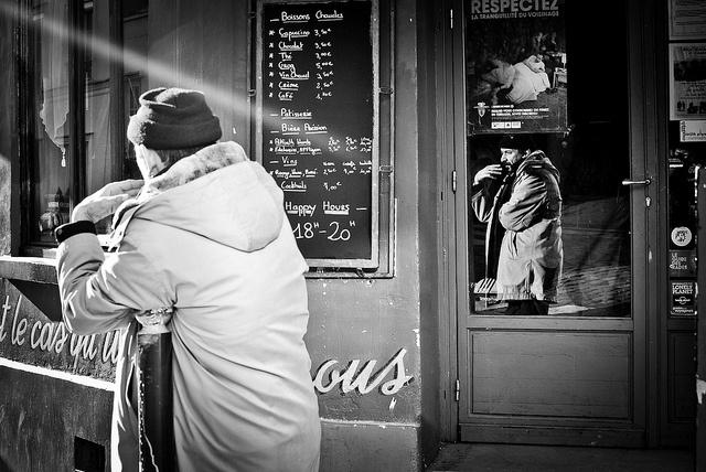 riflette|riflesso by menomale, via Flickr