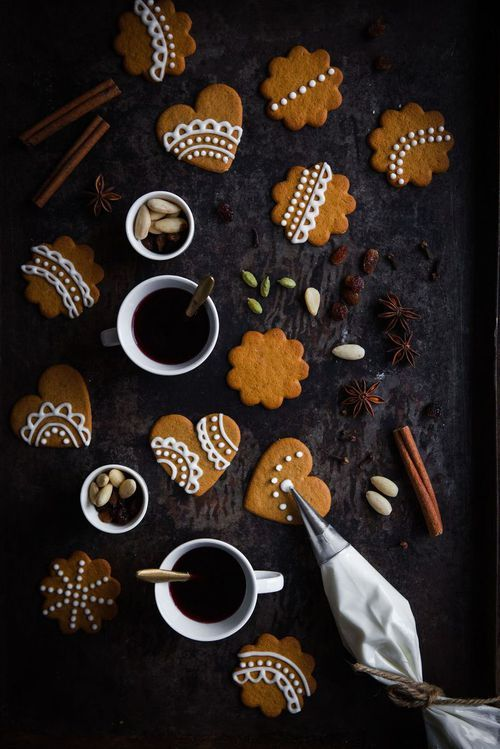 Yummy Gingerbread Cookies!!! Bebe'!!! Assorted Shapes of Gingerbread Cookies Ready to exchange!!!