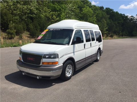 2003 GMC Savana Passenger For Sale In Fayetteville TN
