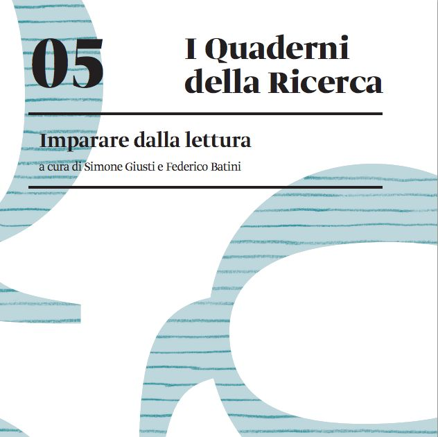 Imparare la lettura: libri gratuito sull'importanza didattica e formativa della lettura a scuola, Loescher Editore, a cura di Simone Giusti e Federico Batini
