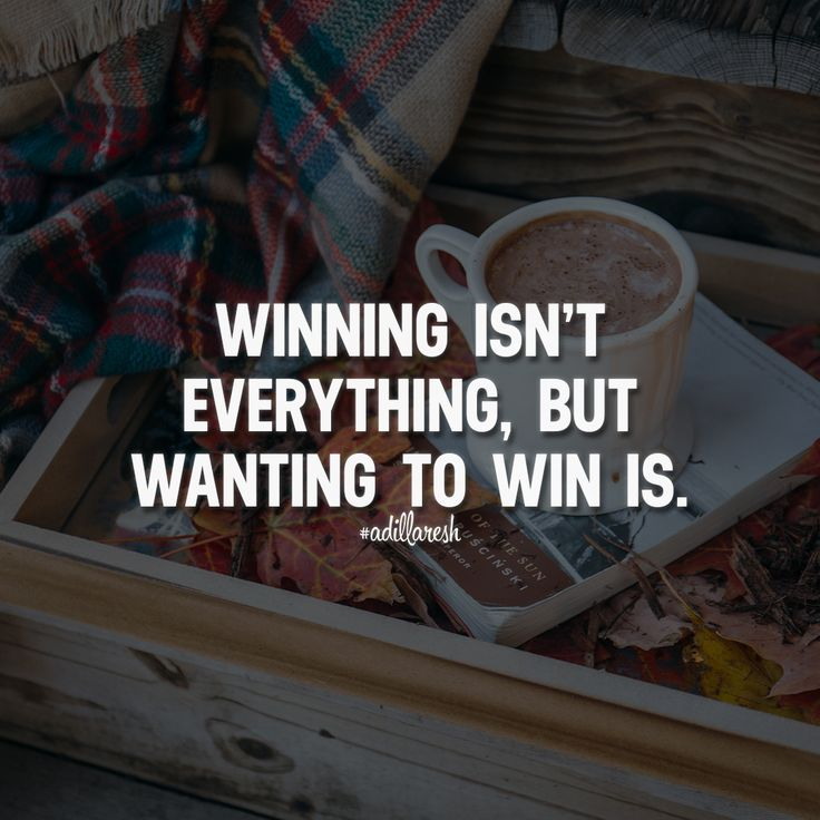 Winning isn't everything, but wanting to win is. ➡️ like, share & follow @adillaresh for more! Enjoy the goods we curated for you smarturl.it/freshtch #adillaresh #quotes #quote #success #motivation #inspiration #quoteoftheday #saying #proverb #wisdom #thoughts #motivatingquotes #lifequotes #life
