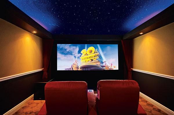 HOME MOVIE THEATERS | Sound & Vision