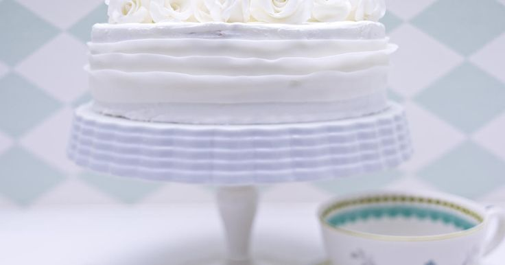 Lemon Wedding Cake Recipe