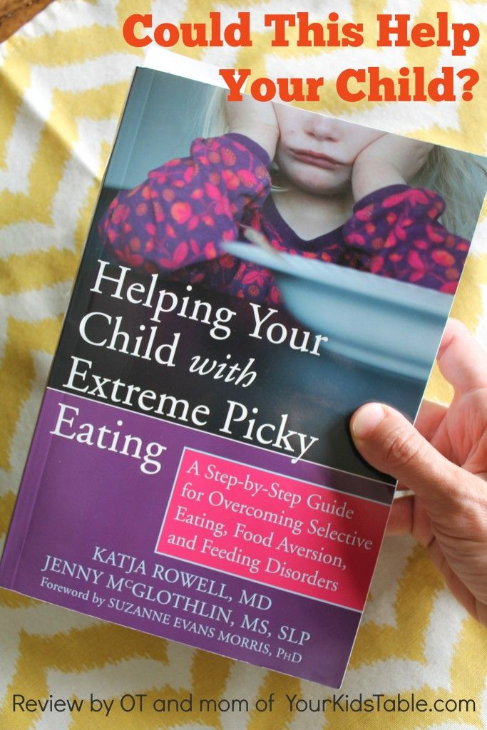 A fantastic new resource for parents with picky eaters!
