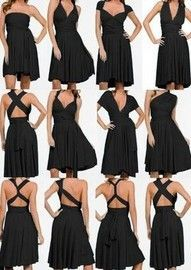Instructions on how to sew an infinity dress. I have one of these and its life-changing.