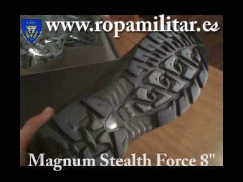 Botas Magnum Stealth Force Valencia   Botas Magnum Stealth Forc en Valencia España