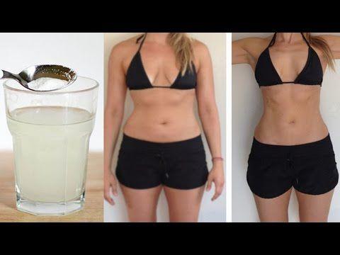 Bicarbonato Elimina Gordura da Barriga / Perder Peso rápido - Mas Você Tem Que Usar Dessa Forma - YouTube
