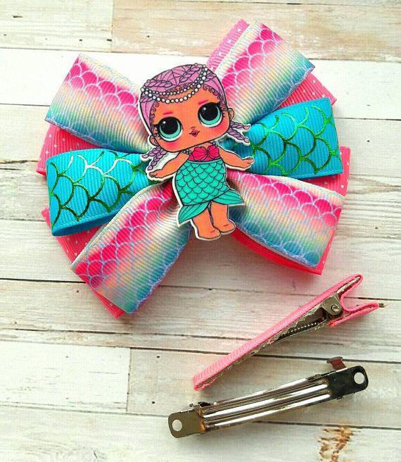 LOL Überraschungspuppen Haarschleife LOL Überraschungsgeburtstagsfeier LOL   – LOL Birthday