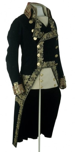 cheap prescription glasses Uniform of General of Division worn by Napoleon at the Battle of Marengo  1800