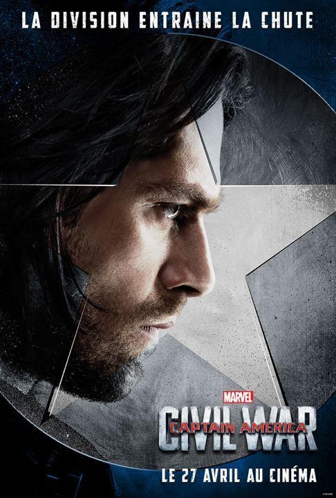 Captain America: Civil War : Affiche