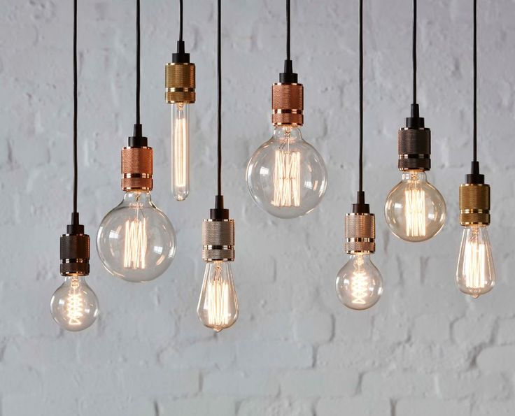 Add an ambience to any room #vintage #clear #lightbulb from Bunnings at Crossroads Homemaker Centre