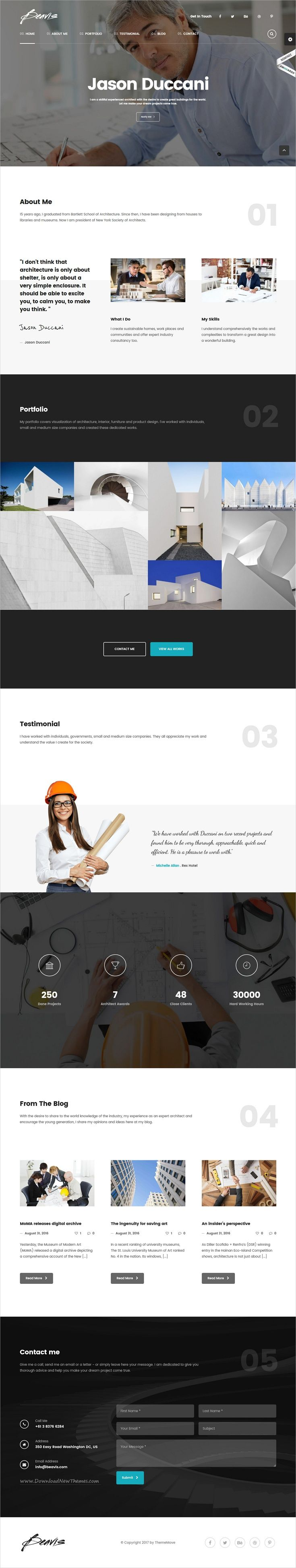 Beavis is an awesome responsive #WordPress theme for creative #architects #portfolio showcase website with 30+ multipurpose homepage layouts download now➩ https://themeforest.net/item/beavis-enterprise-multipurpose-wordpress-theme/18122295?ref=Datasata