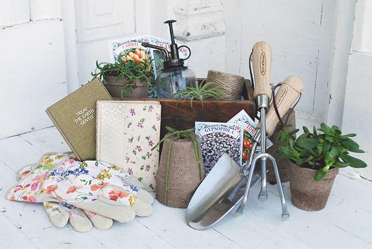 gardener gift basket