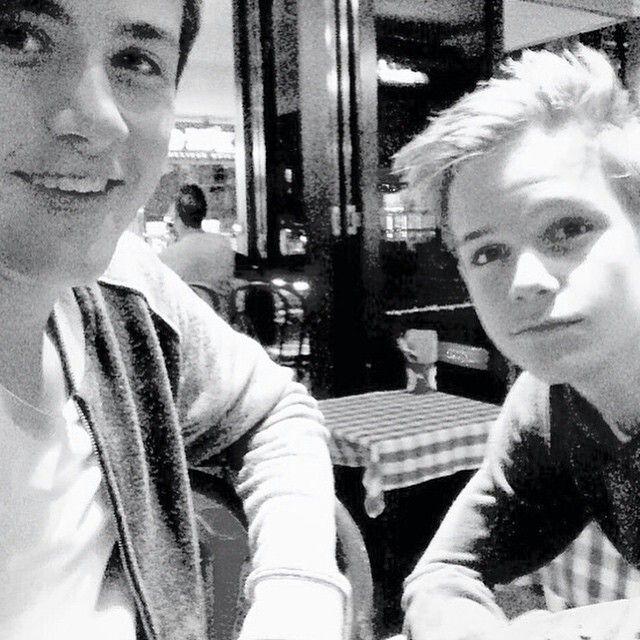 Chris and Ethan.