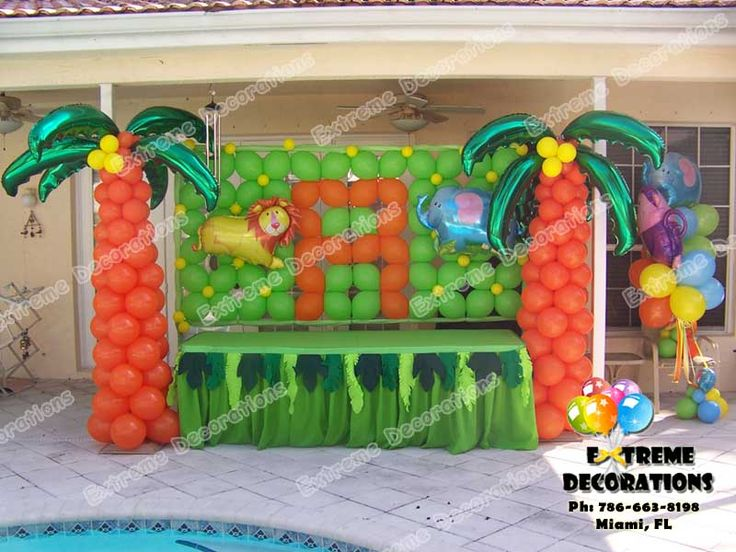 Best birthday decorations images on pinterest