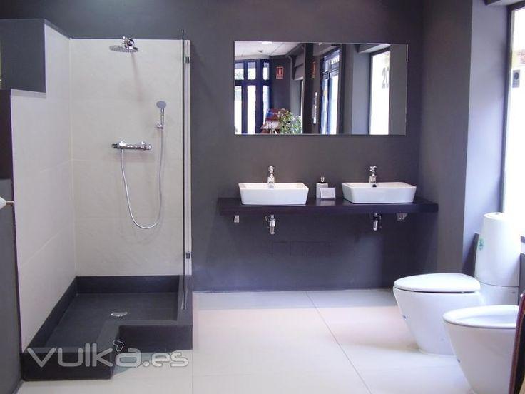 Substitucion de bañera por ducha de obra