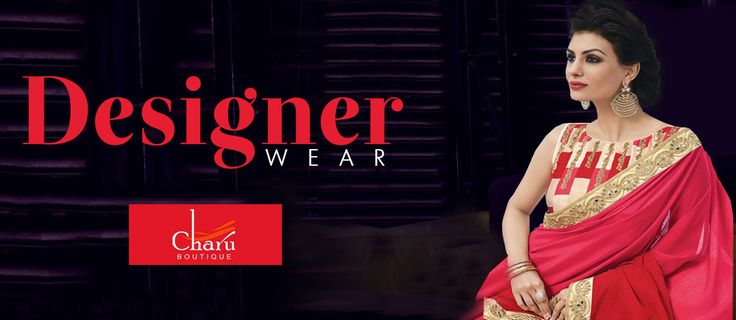 If you can't stop thinking about it..#Buy It..#Shop #Designer #saree   #Indian   #traditional   #ethnicwear  @CharuBoutique #store  #Nagpur #designerwear   #designersaree