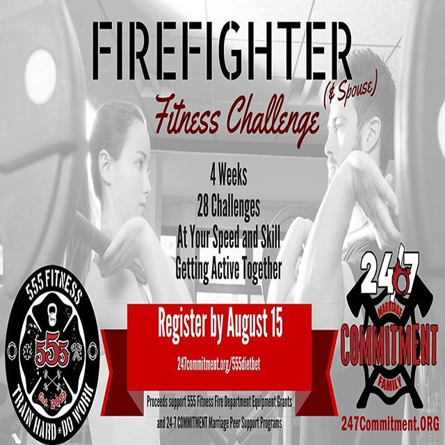 This is an excellent opportunity to jump start your wellness with a partner. Proceeds go towards our grant program. Go to  http://ift.tt/1gK5mMY to sign up #555fitness #fire #fitness #firefighter #wod #engine #iaff #goestojobs #trainhard #dowork #thdw #555thdw #gym #fitness #fit #swole #igfitness #fitspiration #instafit #food #abs #aesthetic #bodybuilding #crossfit #deadlifts #squat #motivation #products