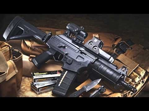 VIDEO EXCLUSIVE: Galil Ace With A Brace | By Shari LeGate | IWI's new modernized Galil Ace is updated and refined with both rifle and pistol configurations. | © GUNS Magazine 2018