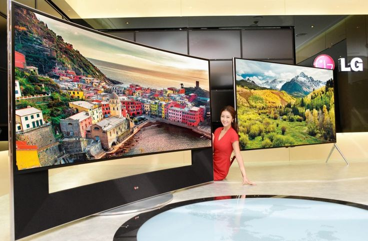 Here are 15 Most Expensive TVs in the World | #15. LG 105UC9 ($100,000)