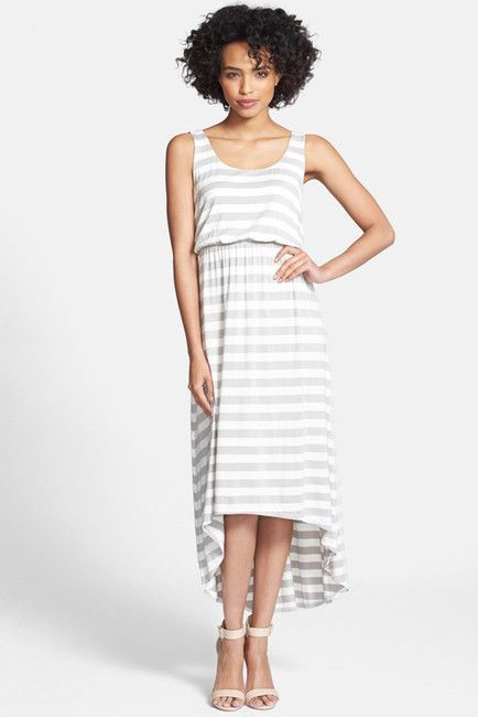 Felicity and Coco FELICITY COCO High/Low Jersey Tank Dress (Nordstrom Exclusive) Is on sale now for -25 % !
