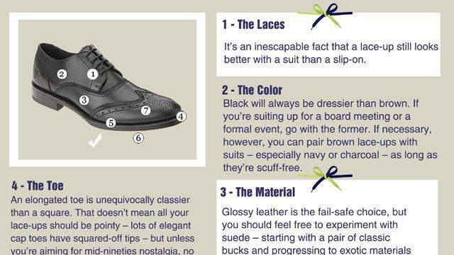 社会人の男性なら、誰もが一足はきちんとした革靴を持っているのではないでしょうか。二足目(あるいは次の一足)を購入する際にチェックした方がいい...