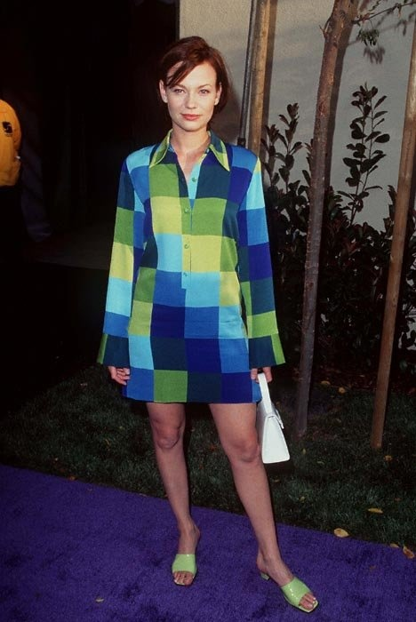 Samantha Mathis, 1996