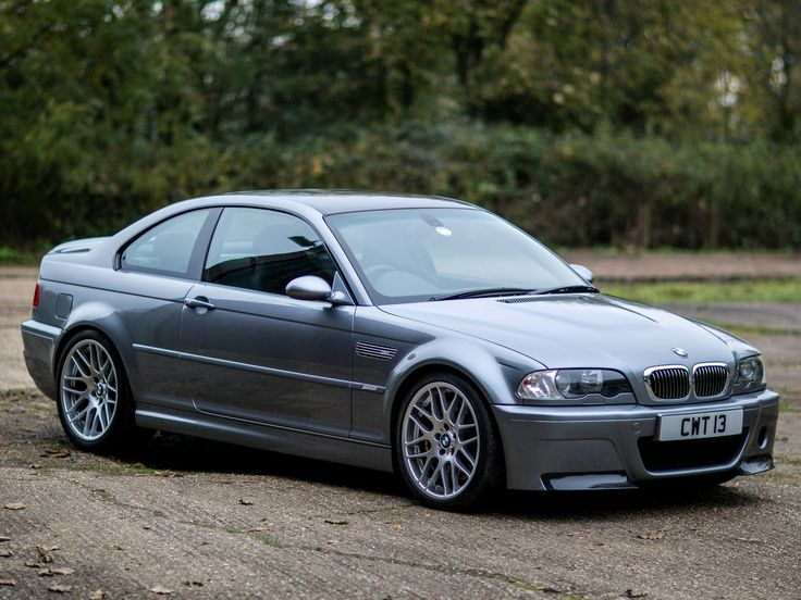 The E46 BMW M3 never gets old. | Bimmer | Pinterest