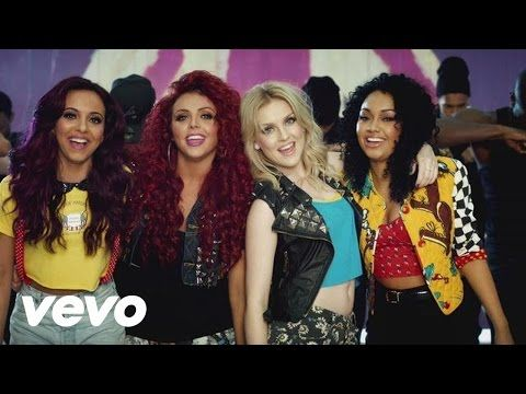 Little Mix - Black Magic - YouTube
