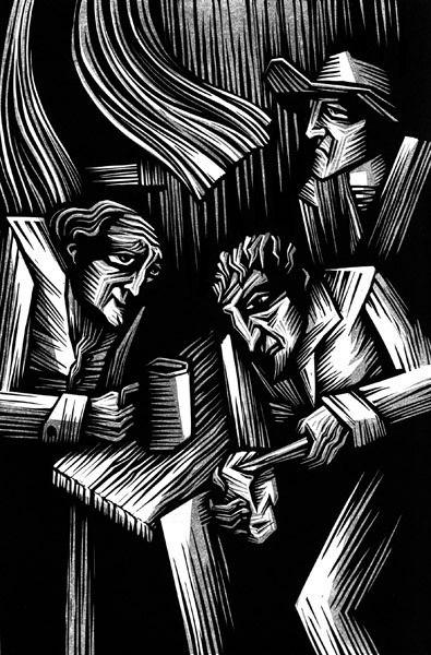 The Golem by Vladimir Zimakov, via Behance