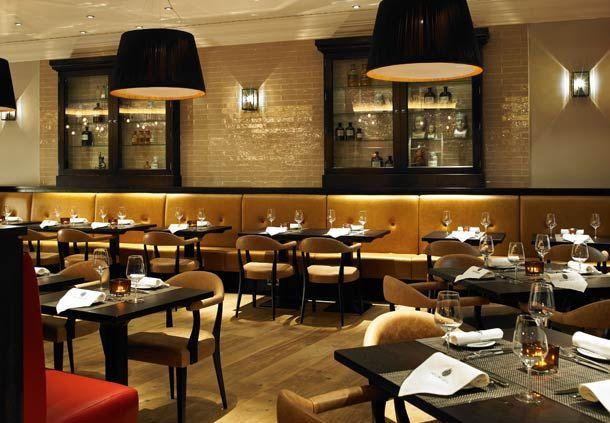 Midtown Grill Leeds Hotel Steakhouse