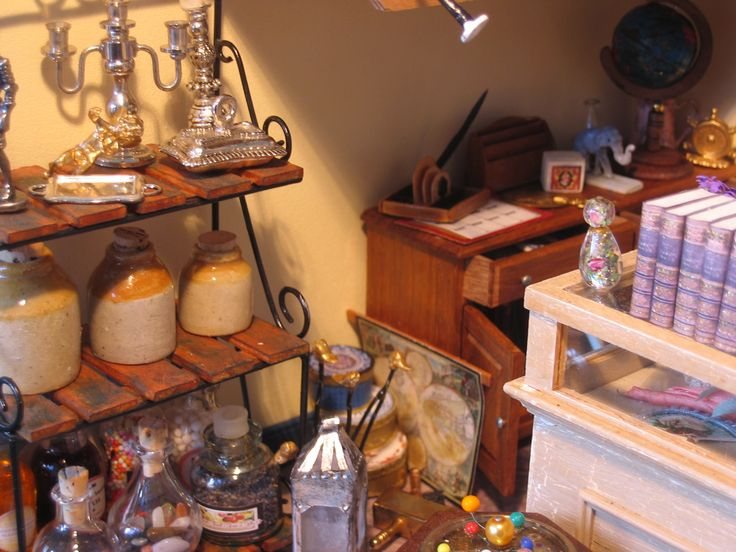 Miniature Junk Shop