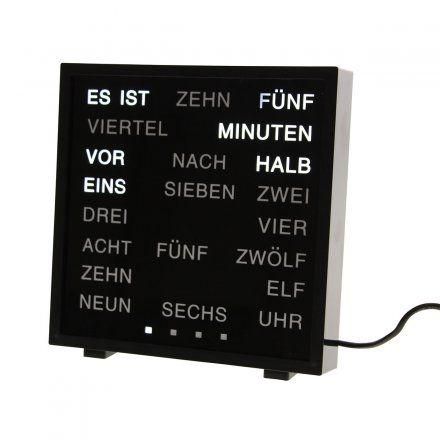 LED Wörteruhr